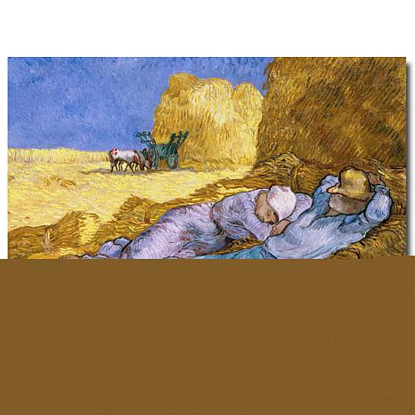 "Giclee Print - Siesta, After Millet, 1890 32"" x 26"""