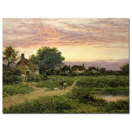 """Giclee Print - Worcestershire Cottages, 1912 32"""" x 24"""""""
