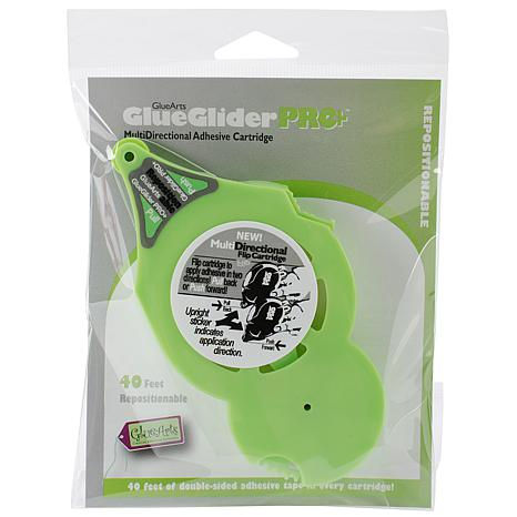 GlueArts GlueGlider Pro+ Refill Cartridge- Repositional