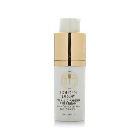 Golden Door Silk & Diamond Eye Cream