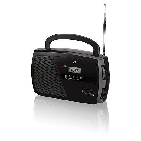 GPX Portable AM/FM Short Wave Radio