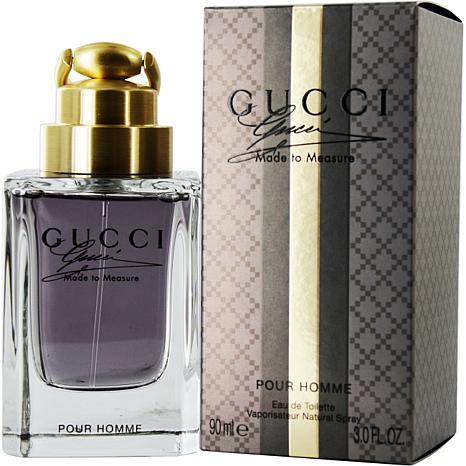 Gucci Made To Measure Eau de Toilette for Men 3 oz.