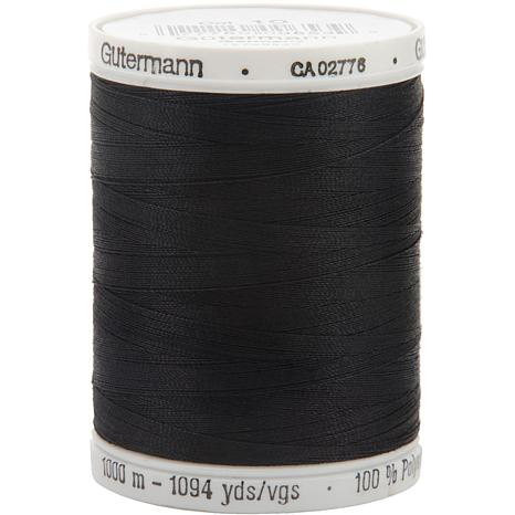 Guterman Sew-All Thread - Black
