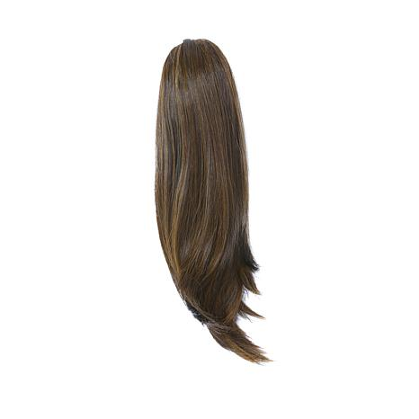 Hair2wear Clip In Pony Tail - Light Brown