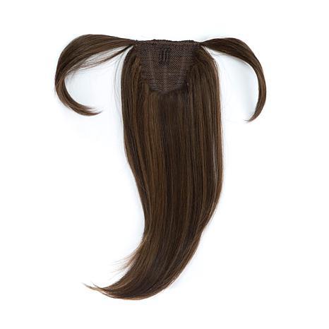 Hair2wear The Pony Hair Wrap- Med Brown