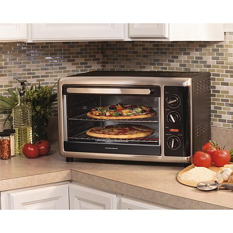 Hsn Countertop Oven : ... Countertop Oven with Convection and Rotisserie Fun - 8314103 HSN