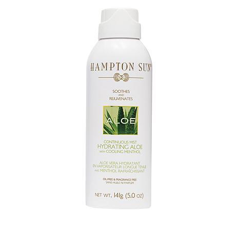 Hampton Sun 5 oz. Continuous Mist Hydrating Aloe