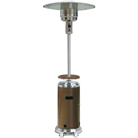 Hanover 41,000 BTU Umbrella 7' Patio Heater - Bronze