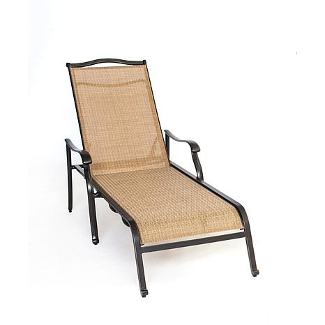 Hanover Monaco Collection Chaise Lounge Chair
