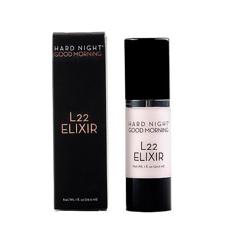 Hard Night Good Morning L22 Elixir