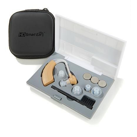 HD Smart Ear Sound Amplifier with Travel Case
