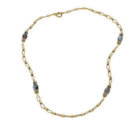"Heidi Daus ""Chain of Command"" Layering Necklace"