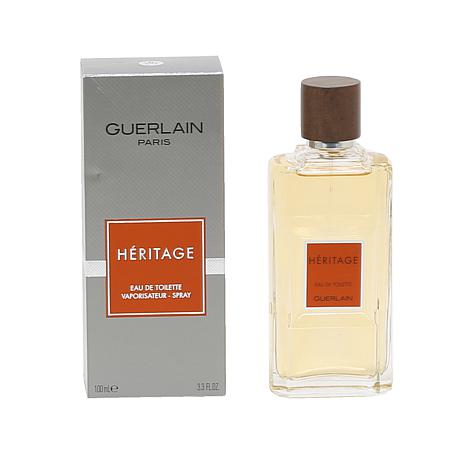 Heritage Men by Guerlain EDT Spray 3.3 oz.