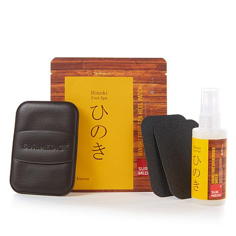 Hinoki Foot Spa Collection