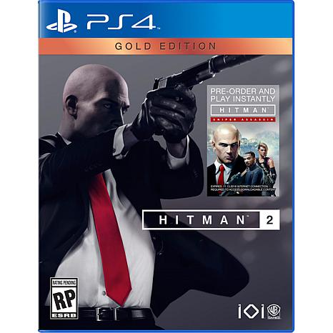 Hitman 2 Gold Edition Ps4 9236977 Hsn