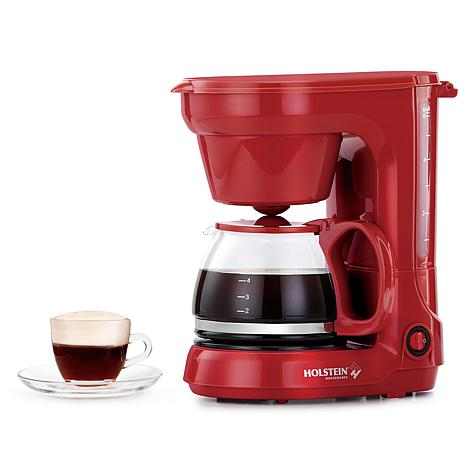 Holstein 6-Cup Coffee Maker