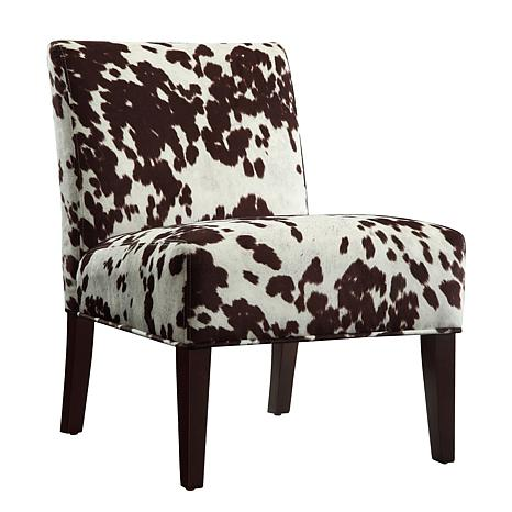 Home Origin Moo Fabric Chair 7085276 Hsn