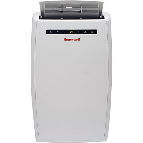 Honeywell 450 Sq. Ft. Portable Air Conditioner with Dehumidifier-White