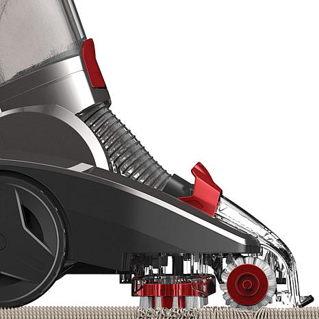 how to clean the hoover power pro xl carpet cleaner