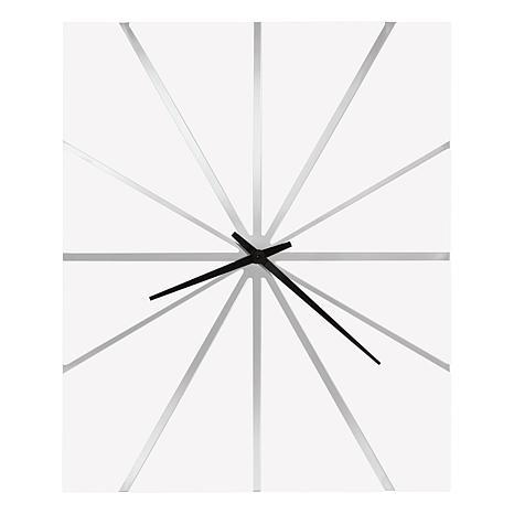 "Howard Miller ""Zander"" High Gloss Wall Clock"