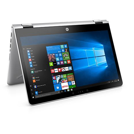 "HP 14"" Touch, Intel Core i5-8250U, 8GB RAM/1TB Convertible Laptop"