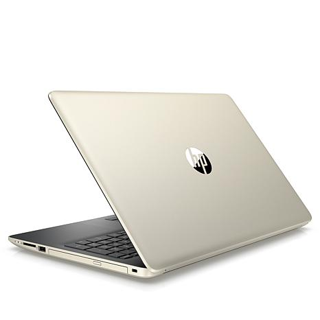 "HP 15"" Intel Celeron 4GB RAM, 1TB HDD Laptop Bundle"