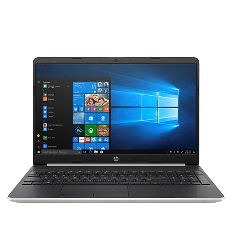 "HP 15.6"" HD Intel Core i5 8GB RAM, 1TB HDD Laptop Bundle"