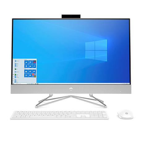 """HP 27"""" Core i7 16GB RAM 512GB SSD Touchscreen PC w/Keyboard and Mouse"""