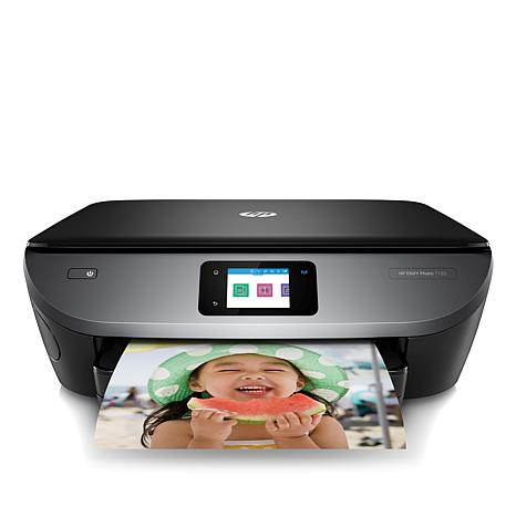 HP ENVY 7155 Wireless All-in-One Printer with Instant Ink and Software