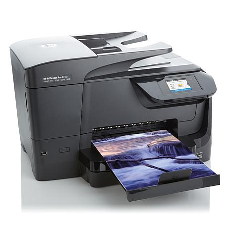 Hp Officejet Pro 8710 All In One Printer Copier Scanner And Fax