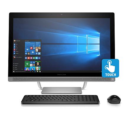 "HP Pavilion 27"" Touch HD 12GB RAM/1TB HDD All-in-One PC"