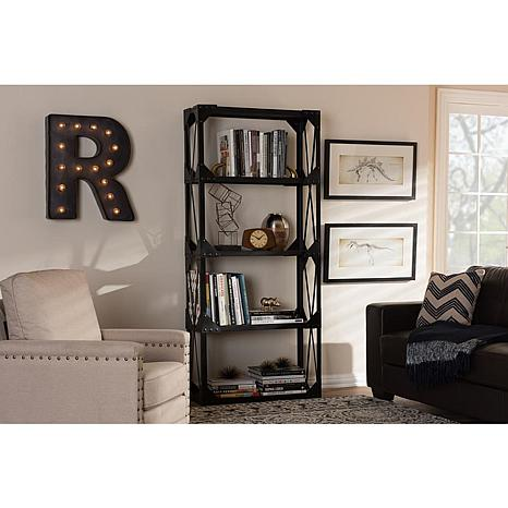 Hudson Tall Shelving Unit