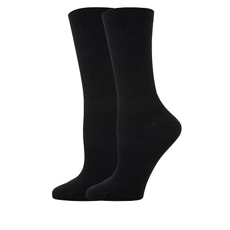 Hue 3-pack Relaxed-Top Crew Sock