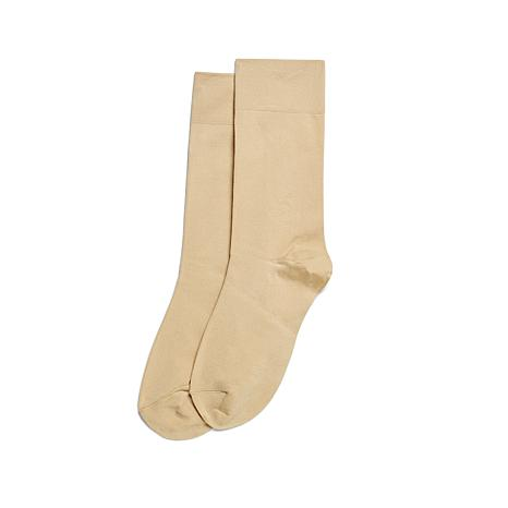 Hue Ultrasmooth Crew Sock 3-pack