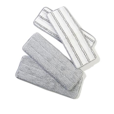Hurricane In And Out Mop Replacement Pads 2 Pack