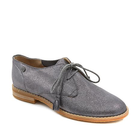 Hush Puppies Chardon Suede Lace-Up Oxford