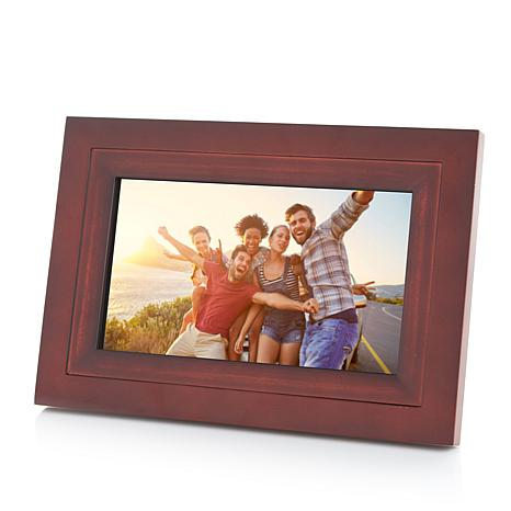 Ideaplay Touchscreen Wi Fi Photo Frame 10077798 Hsn