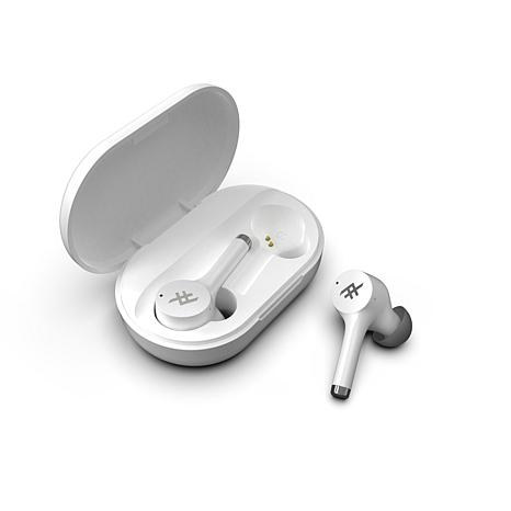 iFrogz Airtime Premier Truly Wireless Earbuds with Voucher - White