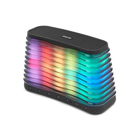 iHome Color Changing Bluetooth Stereo Speaker with Disco Lighting