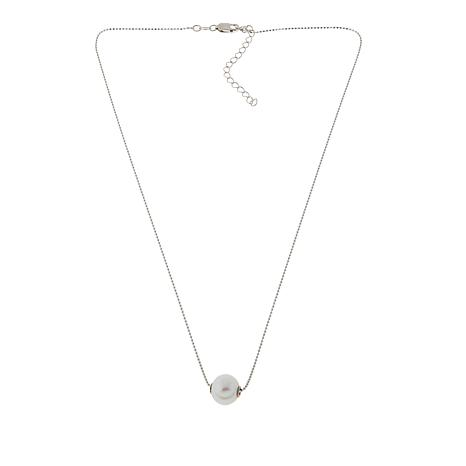 Imperial Pearls 10-11mm Cultured Pearl Solitaire Necklace