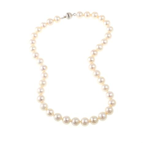 b1ab99043cbc88 Imperial Pearls 10.5-11.5mm Cultured Freshwater Pearl 18