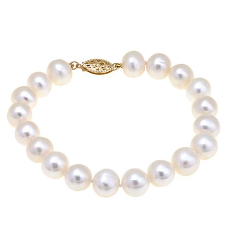 Imperial Pearls 8.5-9.5mm Cultured Pearl Bracelet