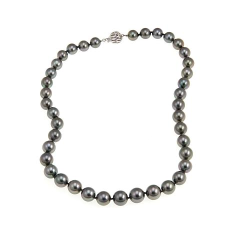 Imperial Pearls   Cultured Tahitian  Pearl Necklace