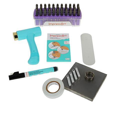 ImpressArt Hand Stamping Essentials Tool Kit