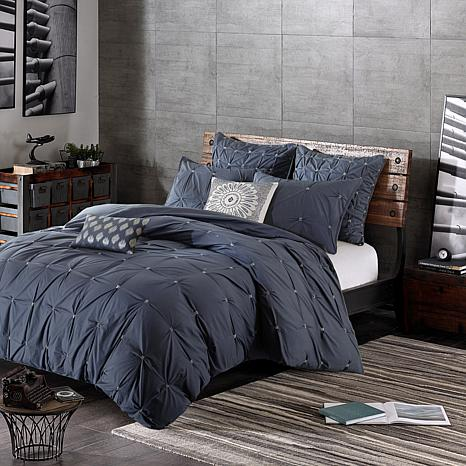 Ink Ivy Masie Cotton 3pc Duvet Cover