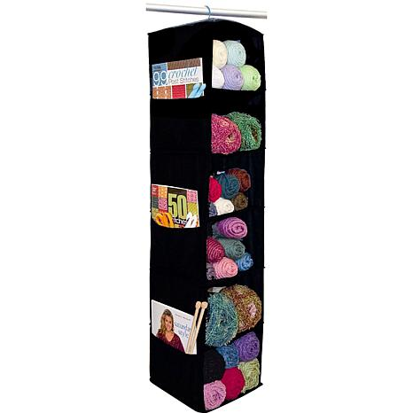 Innovative Home Creations 6 Shelf Craft Organizer