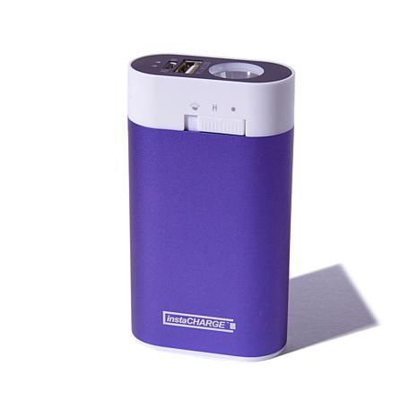 instaCHARGE 5,000mAh Portable Charger and Hand Warmer