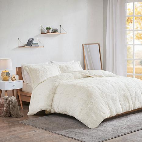 Intelligent Design Malea Faux Fur Comforter Set Ivory Full Queen 9293529 Hsn,Beautiful Simple Easy Rangoli Designs For Diwali