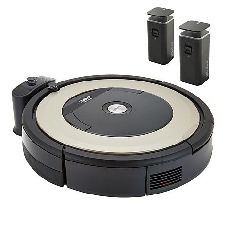 iRobot Roomba 895 WiFi Connected Vacuum with 2 Virtual Wall Barriers