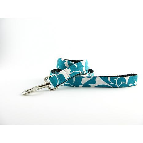 Isabella Cane Dog Leash - Turquoise 5ft N
